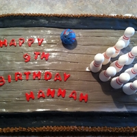 Bowling Theme MMF & ButterCream