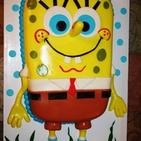 Spongebob Squarepants Sheet cake