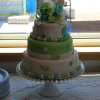 Bradley's Baby Shower