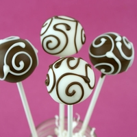 Cake Pops Cake Pop Tutorial at: http://blog.candiquik.com/?p=3020