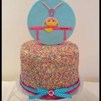 Gymnastics Themed Cake For My Daughter Annikas 6Th Birthday *Gymnastic's themed cake for my Daughter Annika's 6th birthday.