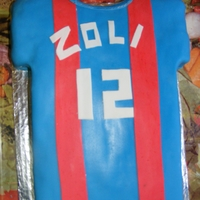 Vidi T-Shirt Creamy chocolate birthday cake