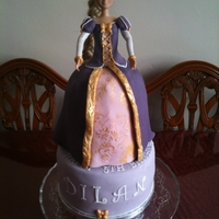 Rapunzel For Dilan A Rapunzel cake for a gorgeous little girl x
