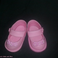 Baby Shoe Topper