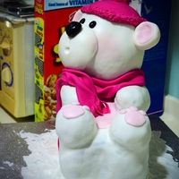 Snowy The Little Bear!