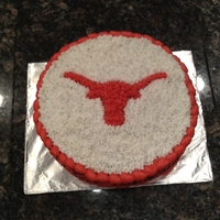 University Of Texas Longhorns Cake