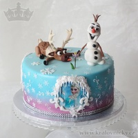 Frozen With Royal Icing