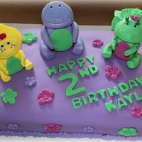 Hand Sculpted Figurines From Fondant Cake Is Covered In Mmf   Hand sculpted figurines from fondant. Cake is covered in MMF
