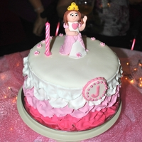 Pink Layered Petal Cake Since my grandmother is forever young at heart, I decided to make a fun layered petal cake for her 91st birthday. She absolutely loved the...