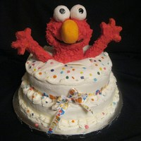 Elmo Surprise All Edible Except The Ribbon Elmo SurpriseAll edible except the ribbon