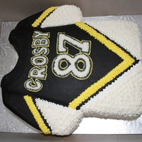 Crosby Jersey Cake