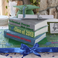 High School Graduation Cake High School Graduation cake