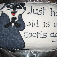 Just How Old Is A Coon's Age?