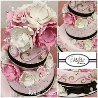Royal Cakes Sugar Flowers Cakejpg
