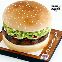Burger King Whopper Cake