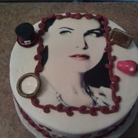Once Upon Time Cake *