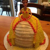 Princess Barbie Cake *