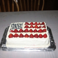 4Th Of July Cake - 2006