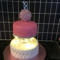Made For My Friends Daughters 18Th Birthday The Only Instructions I Got Was Pink And Sparkly She Loved It Made for my friends daughters 18th Birthday, the only instructions I got was pink and sparkly. She loved it!