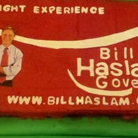 Governor Elect Bill Haslam Campaign Bus