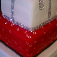 Blingy Birthday Cake Blingy Birthday Cake