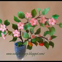 Cherry Blosom Gum Paste CHERRY BLOSOM GUM PASTE