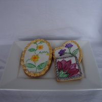 Handpainted Cookies Handpainted Cookies