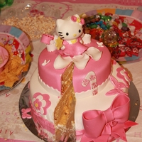 Tortas De Hello Kitty   torte a tema hello kitty