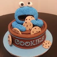 Cookie Monster Cookie Monster