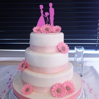 My Cousins Wedding Cake
