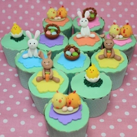 Easter Cupcakes 2013 Easter Cupcakes 2013