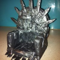 Throne Of Swords - Game Of Thrones