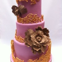 Tartas De Boda wedding cake