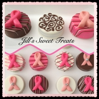 Think Pink Chocolate Covered Oreos These are my favorite to date! I love everything pink and what a great way to support such an important cause. I will contribute 10% of all...