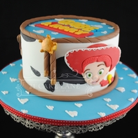 Toy Story Toy Story Themed Cake