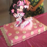 3Rd Birthday Minnie Mouse Surprise!