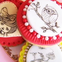 Illustrated Cokies