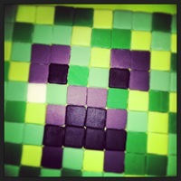 Minecraft Creeper This creeper is a brownie. My son doesn't care for cake, and always wants brownies. I am not happy with my letters. I wish I would...