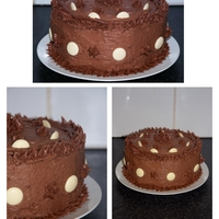 Super Chocolate Birthday Cake