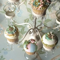 Gilt-Ee Candee Cupcakes