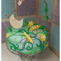 Midsummer Night's Dream A cake for a cast of Midsummer Night's Dream.