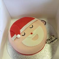 Santa Cakes Simple And Fun For The Kids X santa cakes , simple and fun for the kids x