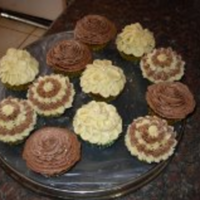 Chocolate Cupcakes With Buttercream Icing Chocolate Cupcakes, with buttercream icing