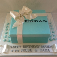 Tiffany Box Tiffany box