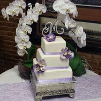 Wedding Cake For My Son And Daughter In Law Wasc With S Wedding cake for my son and daughter-in-law. WASC with S