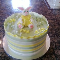 This Is The Easter Cake I Made For Our Family It Is A Raspberry Cake With A Filling Of White Chocolate Ganache And Raspberry Preserves Co This is the Easter cake I made for our family. It is a raspberry cake with a filling of white chocolate ganache and raspberry preserves,...