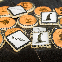 Halloween Cookies For My Grandsons Birthday Party Halloween Cookies for my Grandson's Birthday Party!