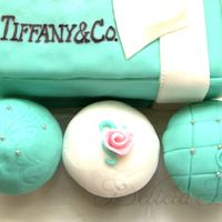 Tiffany & Co. Cake