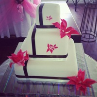 Dessert By Design Wedding Cakes
