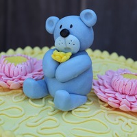 Baby Cakes 3 (Shower Cake)